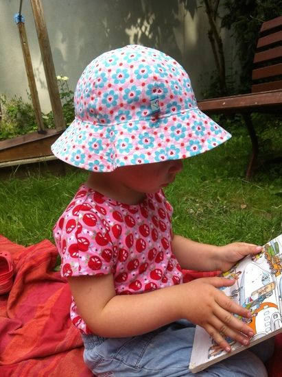Hut mit Krempe | Hat-sewing | Pinterest | Sewing és Hats