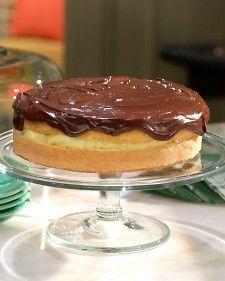 Boston Cream Pie, we may meet this weekend