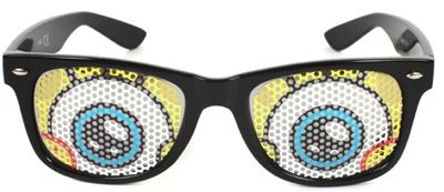 Nunettes-Sponge-Nob-Sunglasses Novelty Eyewear  11d7a531be4