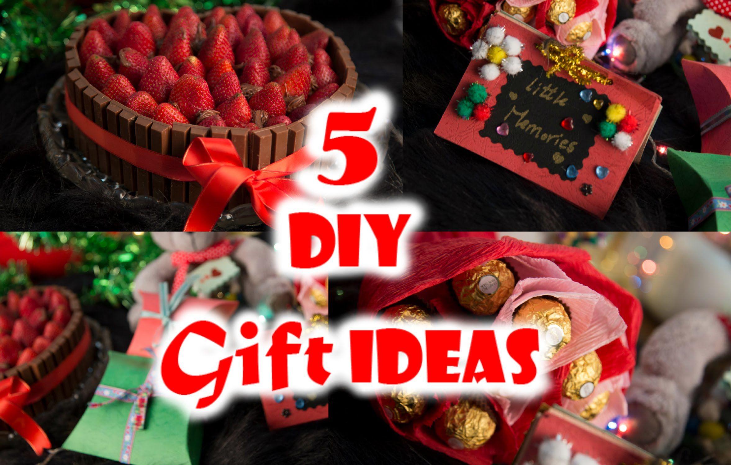 5 Diy Gift Ideas خمس افكار سهلة و بسيطة لصنع هدية لمن تحب Diy Gift Gifts Projects To Try