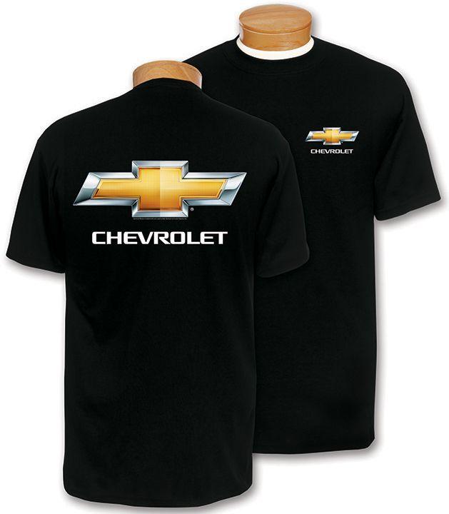 Chevrolet Bowtie Black T Shirt Black Tshirt Shirts Blue Jean Outfits