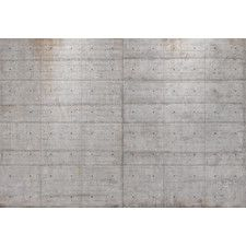 Komar Concrete Blocks Wall Mural