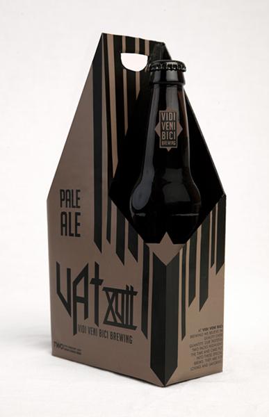 VVB | Beer by Shannon Thomann, via Behance