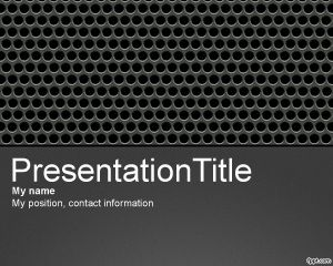 Perforated metal powerpoint template is another metal variant perforated metal powerpoint template is another metal variant background for powerpoint that you can use for toneelgroepblik Choice Image