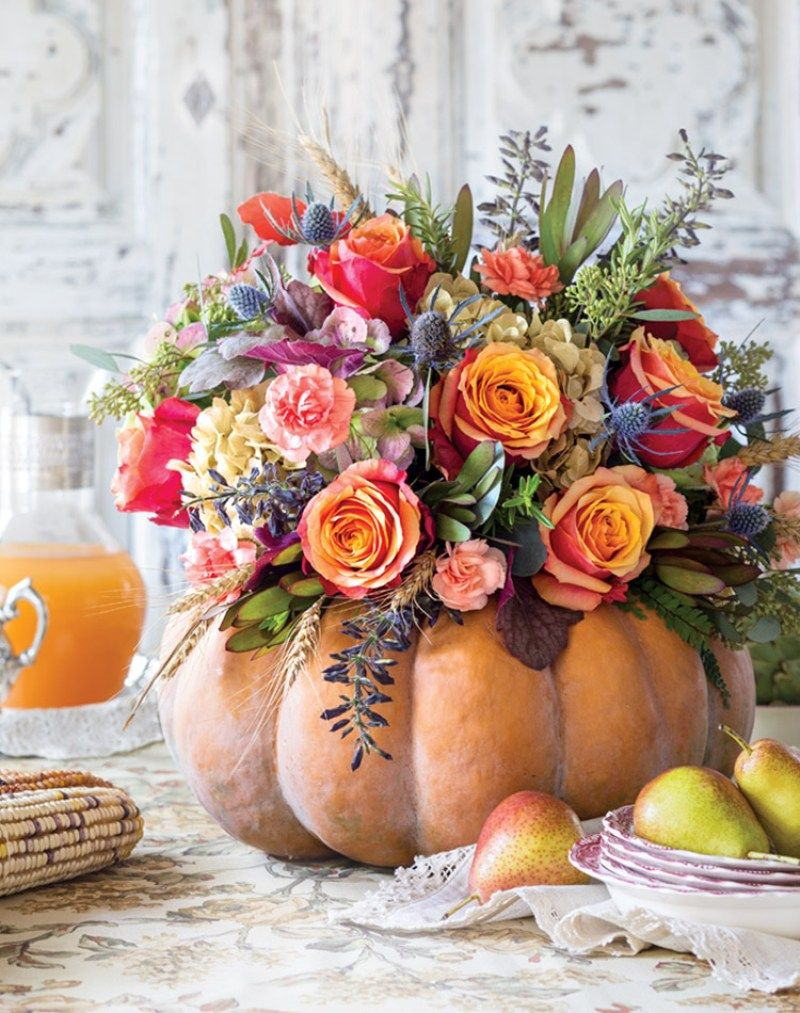 80 Elegant Ways To Decorate For Fall The Glam Pad Thanksgiving