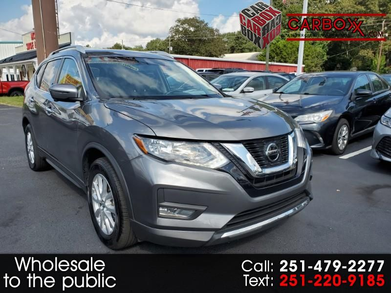 Used 2018 Nissan Rogue S 2WD for Sale in Mobile AL 36608