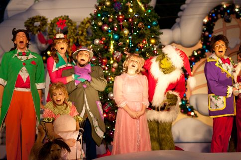 Grinchmas Who-Liday Spectacular at Universal's Islands of Adventure