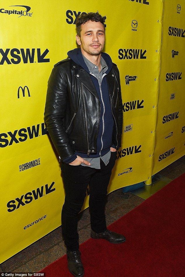 James Franco premieres The Disaster Artist at SXSW James