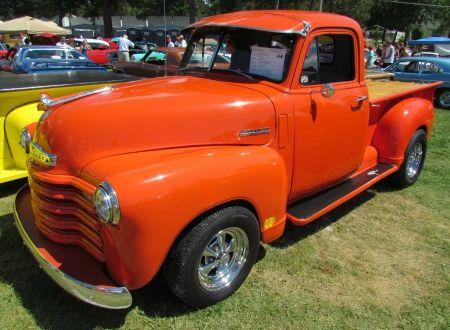 1951 Chevrolet 3100 Truck Desktop Nexus Wallpapers 54 Chevy Truck Classic Chevy Trucks Chevrolet