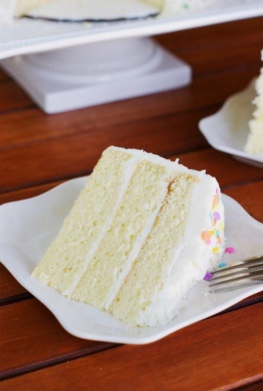 The Kitchen Is My Playground White Chocolate Birthday Cake Tastebuds Popcorn GIVE AWAY