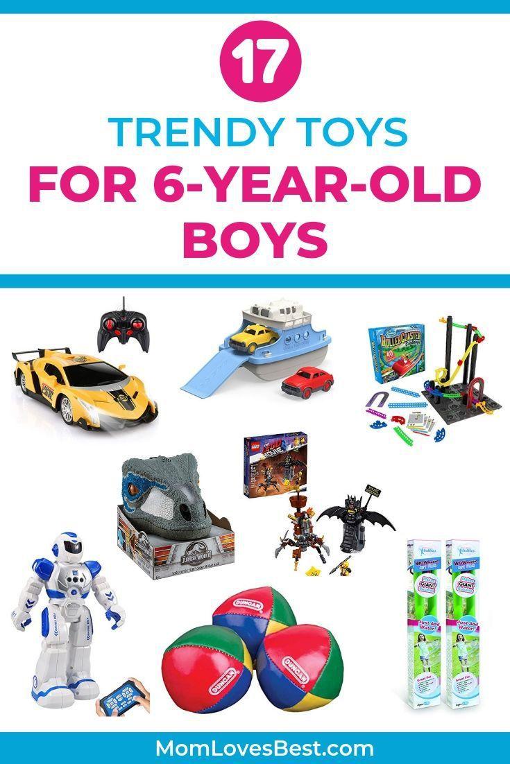 17 best toys gift ideas for 6yearold boys 2021 picks