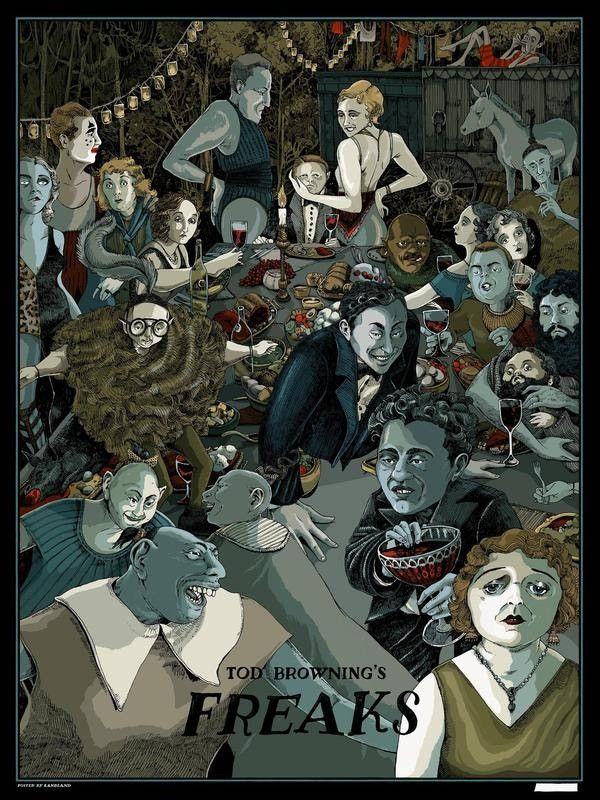 Freaks (1932) [600 x 800] HD Wallpaper From Gallsource.com