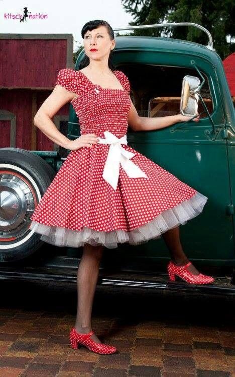Kitsch Nation, vintage look