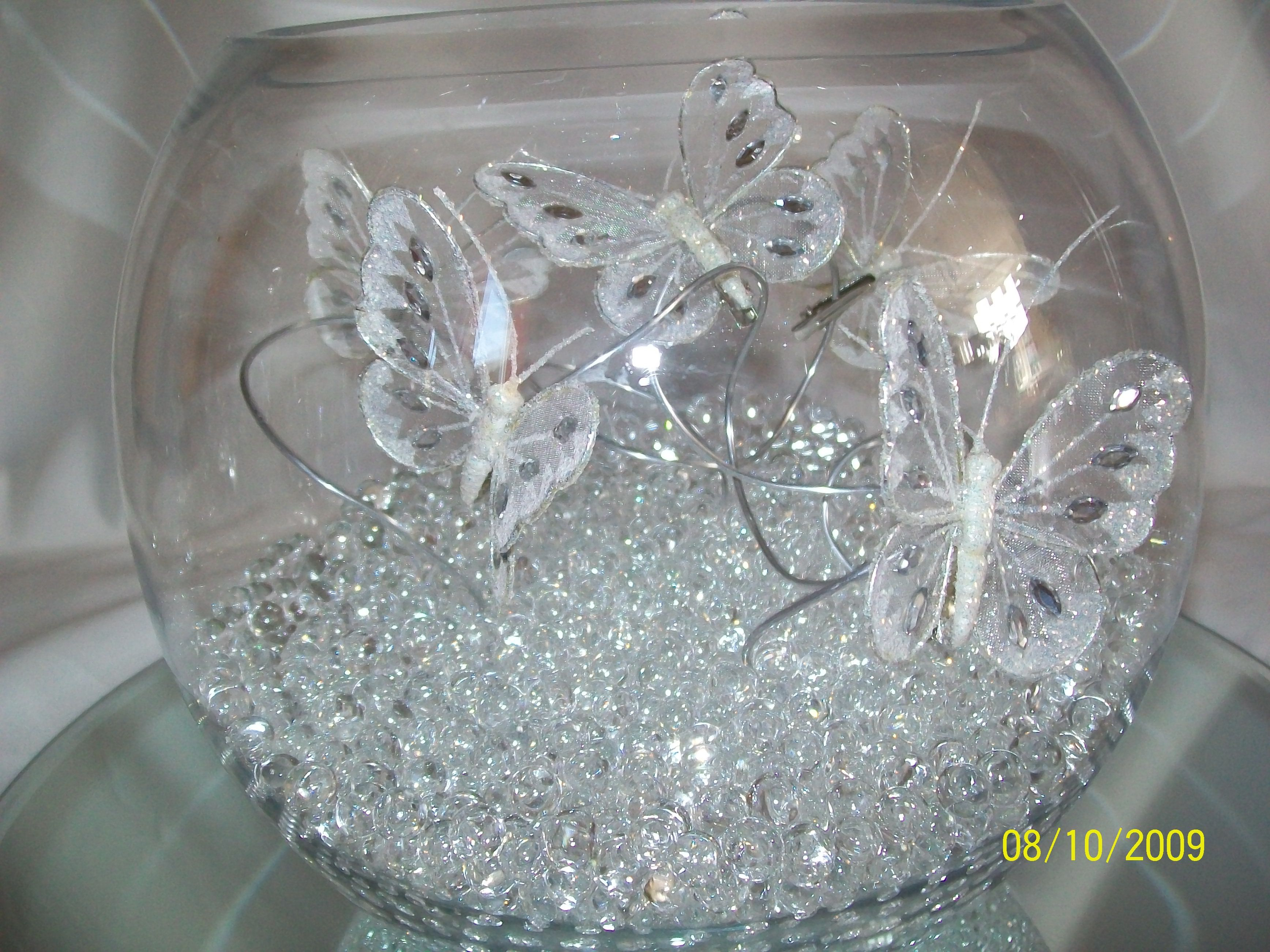 Image Detail For Erfly Wedding Theme Centerpieces Paisley Erskine Helensburgh
