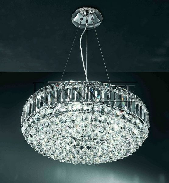 Contemporary Chandeliers Franklite