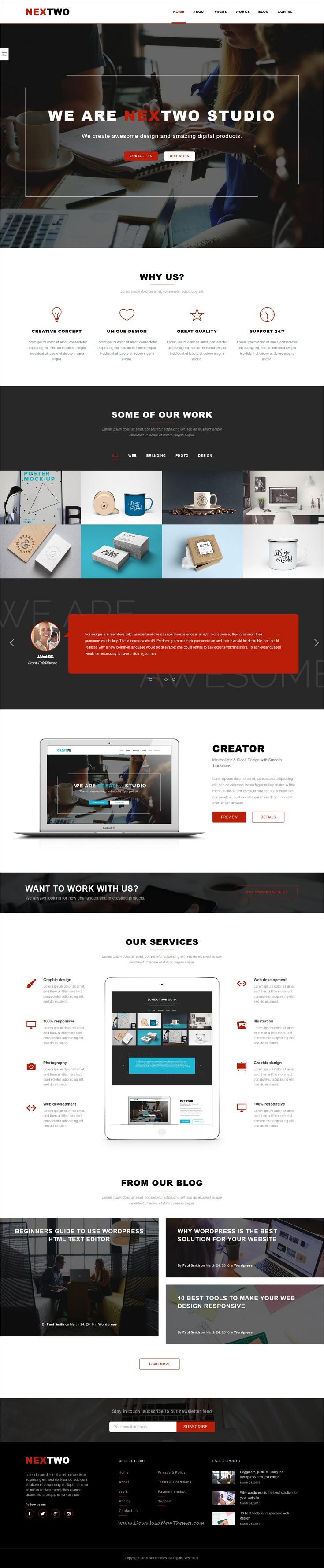 Großartig Bootstrap Vorlagen Wordpress Bilder - Entry Level Resume ...