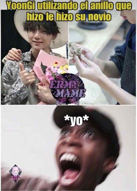 Memes De Bts Pt 2 Yoonmin Memes Bts Memes Caras Yoonmin