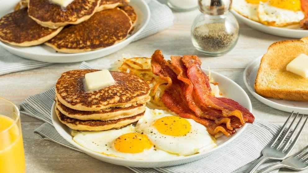 Desayuno Buffet Americano Translate