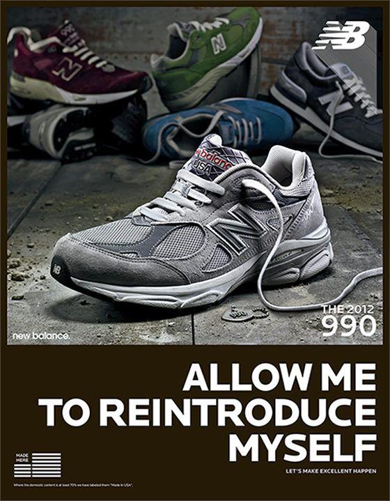 990 Heritage Running Shoe