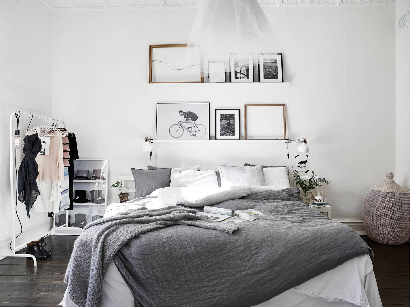 white bedroom tumblr - Google Search | White Home Decor | Pinterest ...
