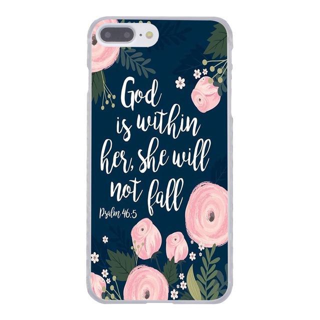 coque iphone 8 plus biblique