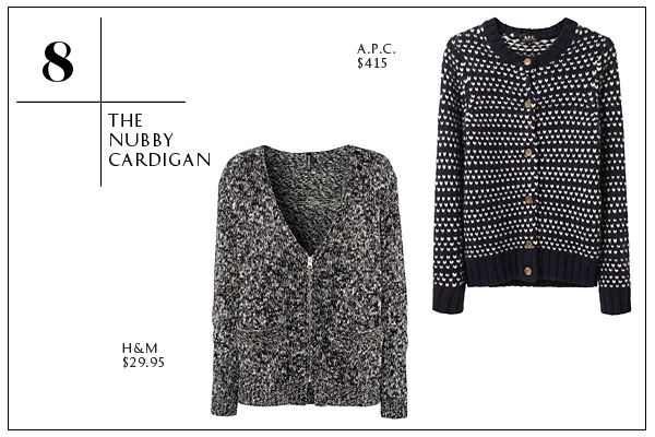 30 fall wardrobe staples to start collecting