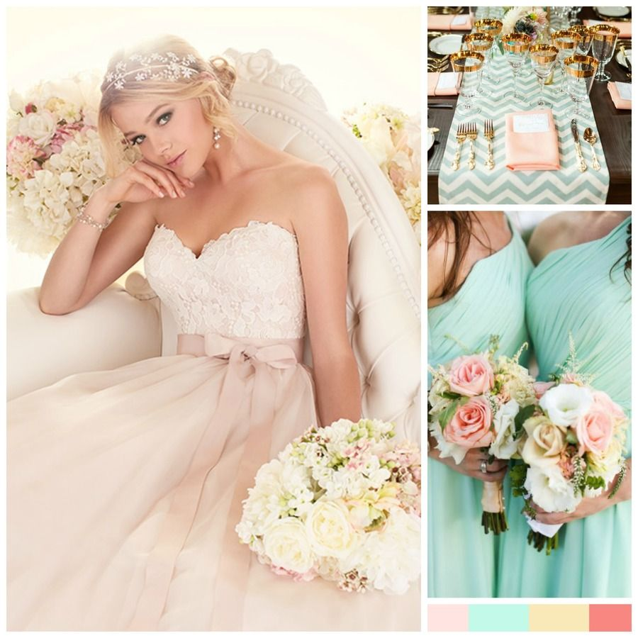 Lace Ball Gown Wedding Dress From Essense Of Australia