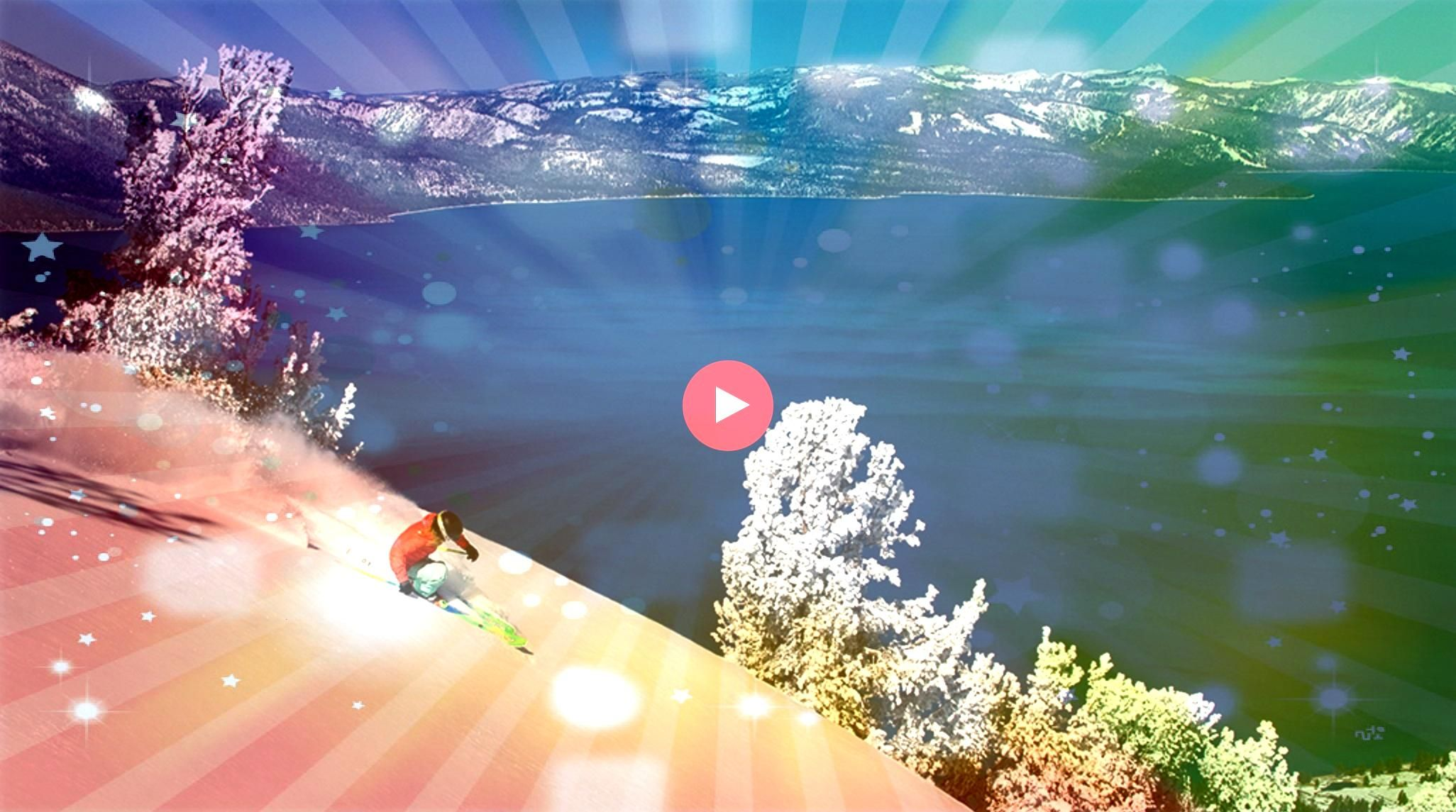 Welcomes an Early North Welcomes an Early  Nevada might just be the most underrated winter destination in America Heres why Via Matador Network Lake Tahoe is breathtaking...