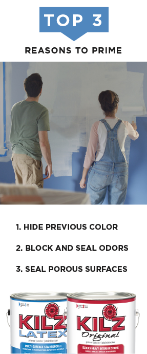 Paint Inspiration and Idea Gallery | KILZ®