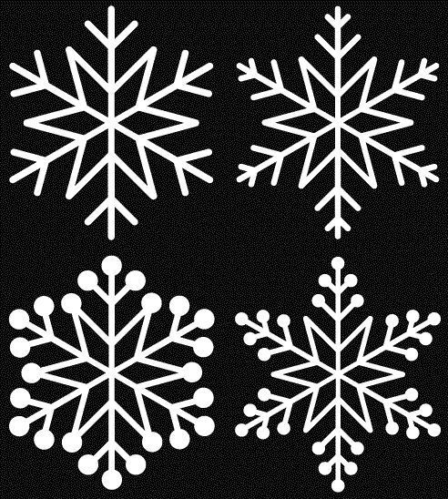 How to Make an Easy Popsicle Stick Snowflake Wreat