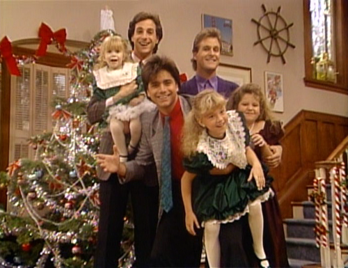 Top 19 Tv Christmas Episodes Full House Full House Seasons Fuller House