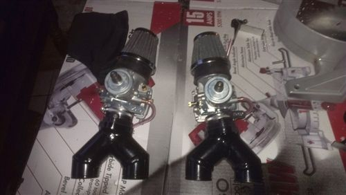 Need carb or your Cb750? cb750 DOHC vm34 dual carb Mikuni
