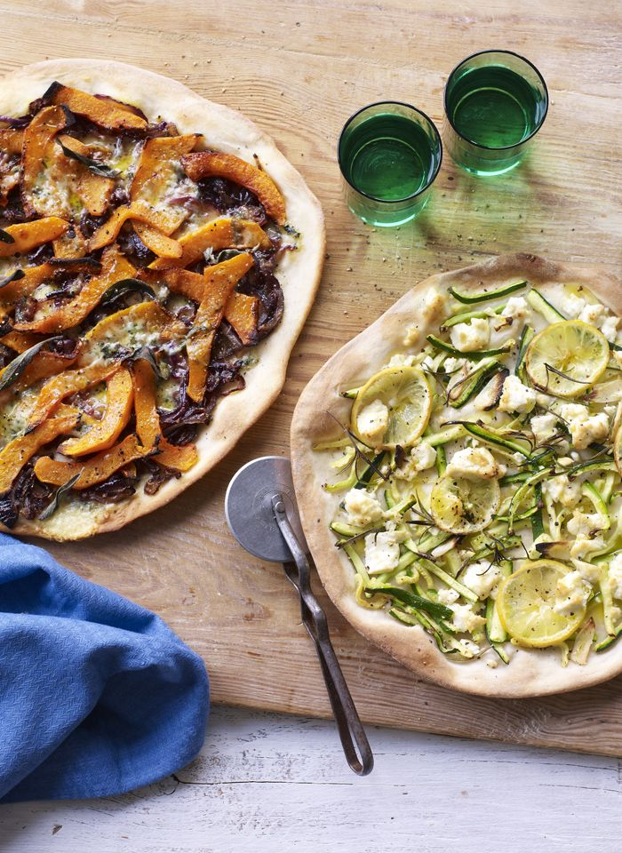 Veggie pizzas recipe junk food pizzas and homemade dinner ideas forumfinder Gallery