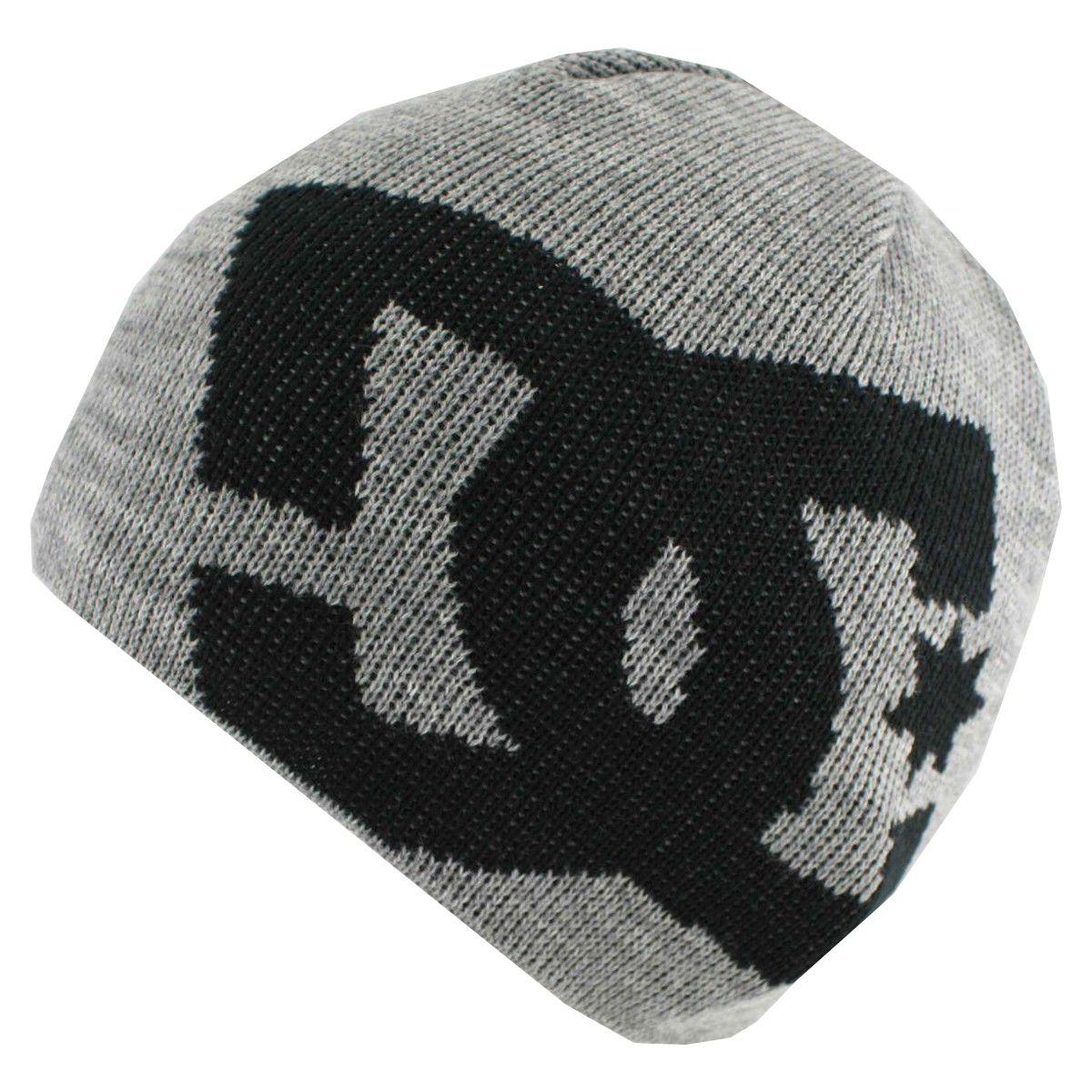 84253484915b DC Shoes bonnet big star beanie gris chiné 20€  dc  dcshoes  bonnet ...