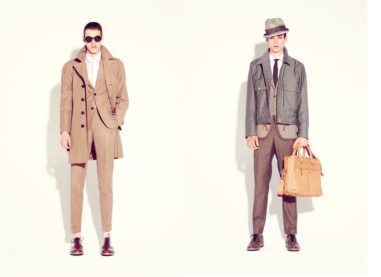 Marc Jacobs 2013 Spring Lookbook.