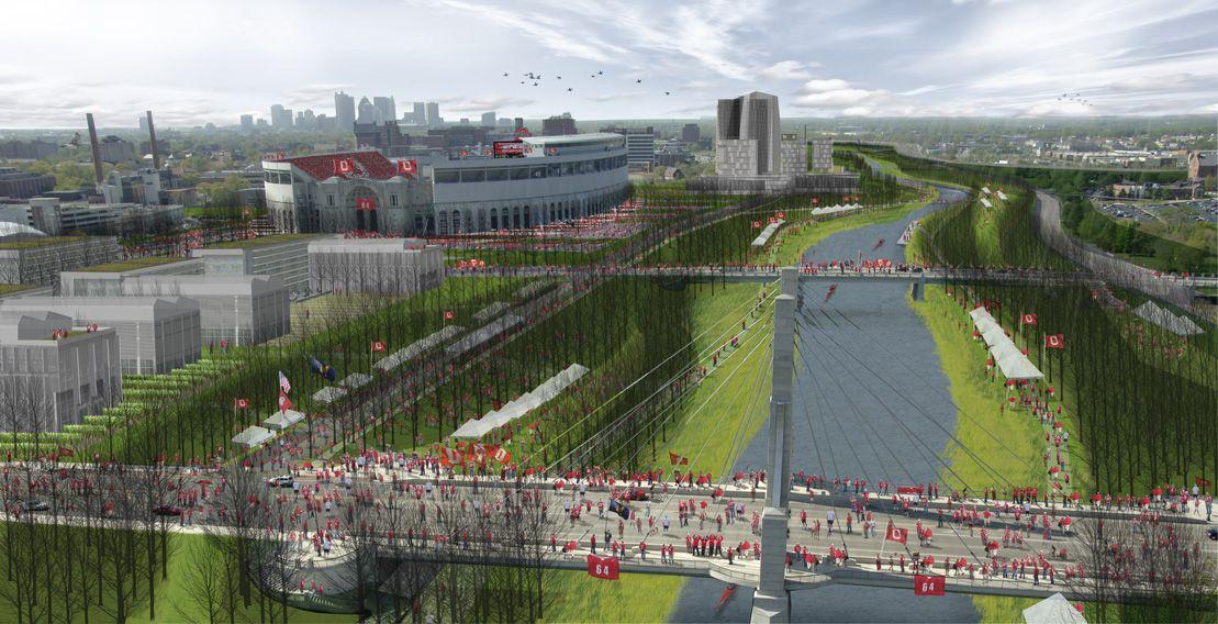 Sasaki Ohio State Presentation Pinterest Master plan - landscape architect sample resume