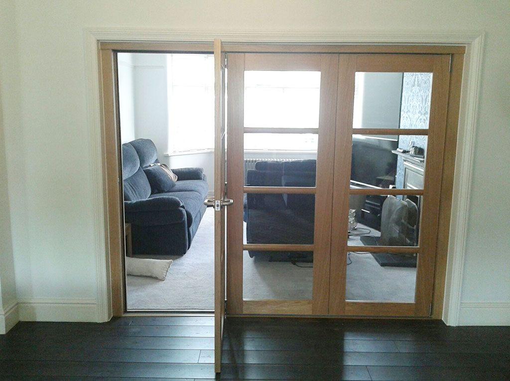 Bi-folding Doors in Cheshire   Reddish Joinery   Bi-fold Doors ...