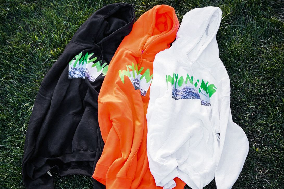Take An Exclusive Look At The Merch From Kanye West S Wyoming Album Listening Party