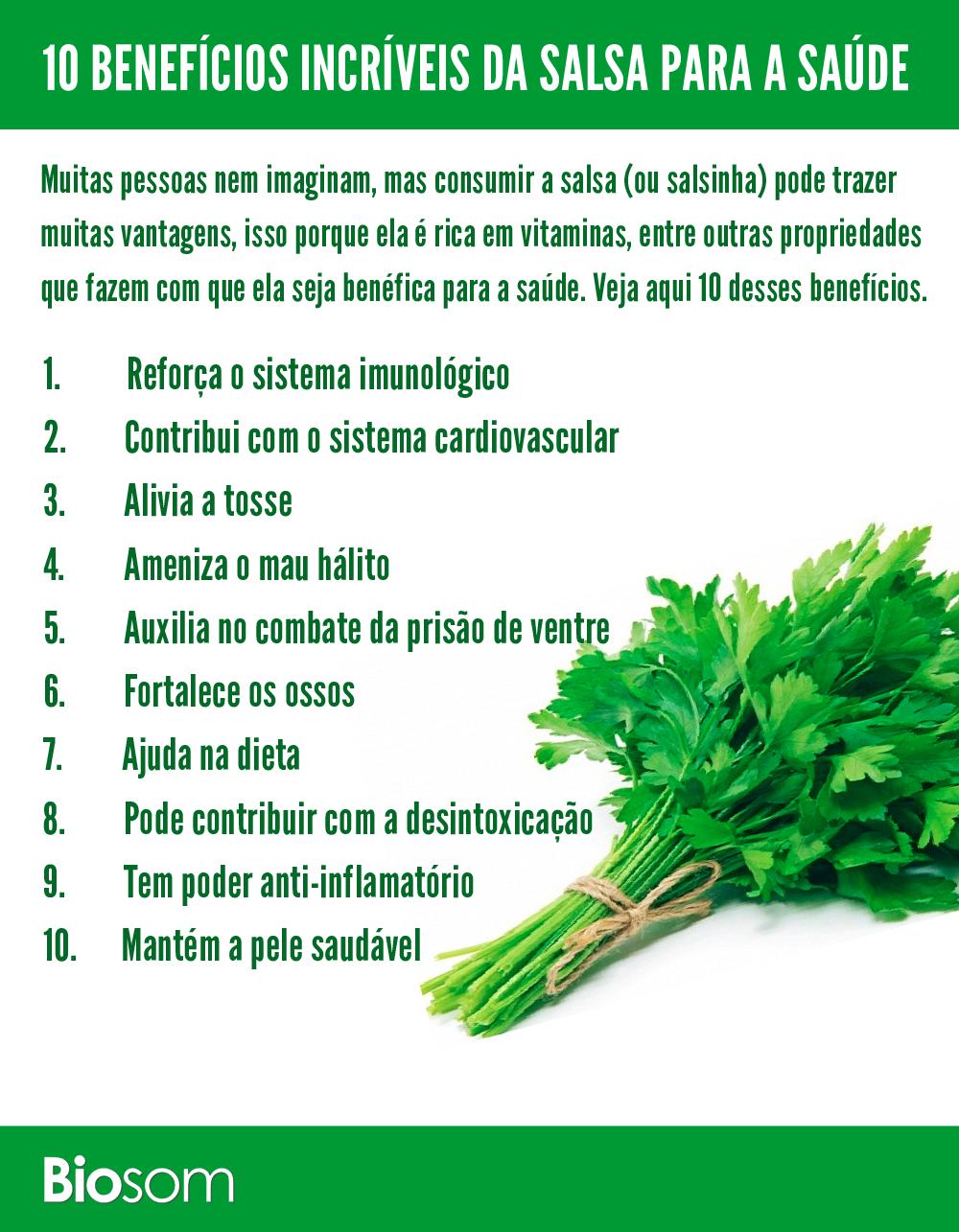 351c072a47 Clique na imagem e veja detalhadamente os 10 Benefícios Incríveis da Salsa  para a Saúde #salsa #alimento #alimentação #alimentaçãosaudavel #saúde  #bemestar