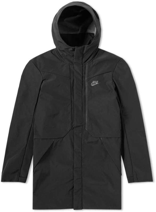 4a84053da10a Nike Tech Fleece Hooded Shield Jacket