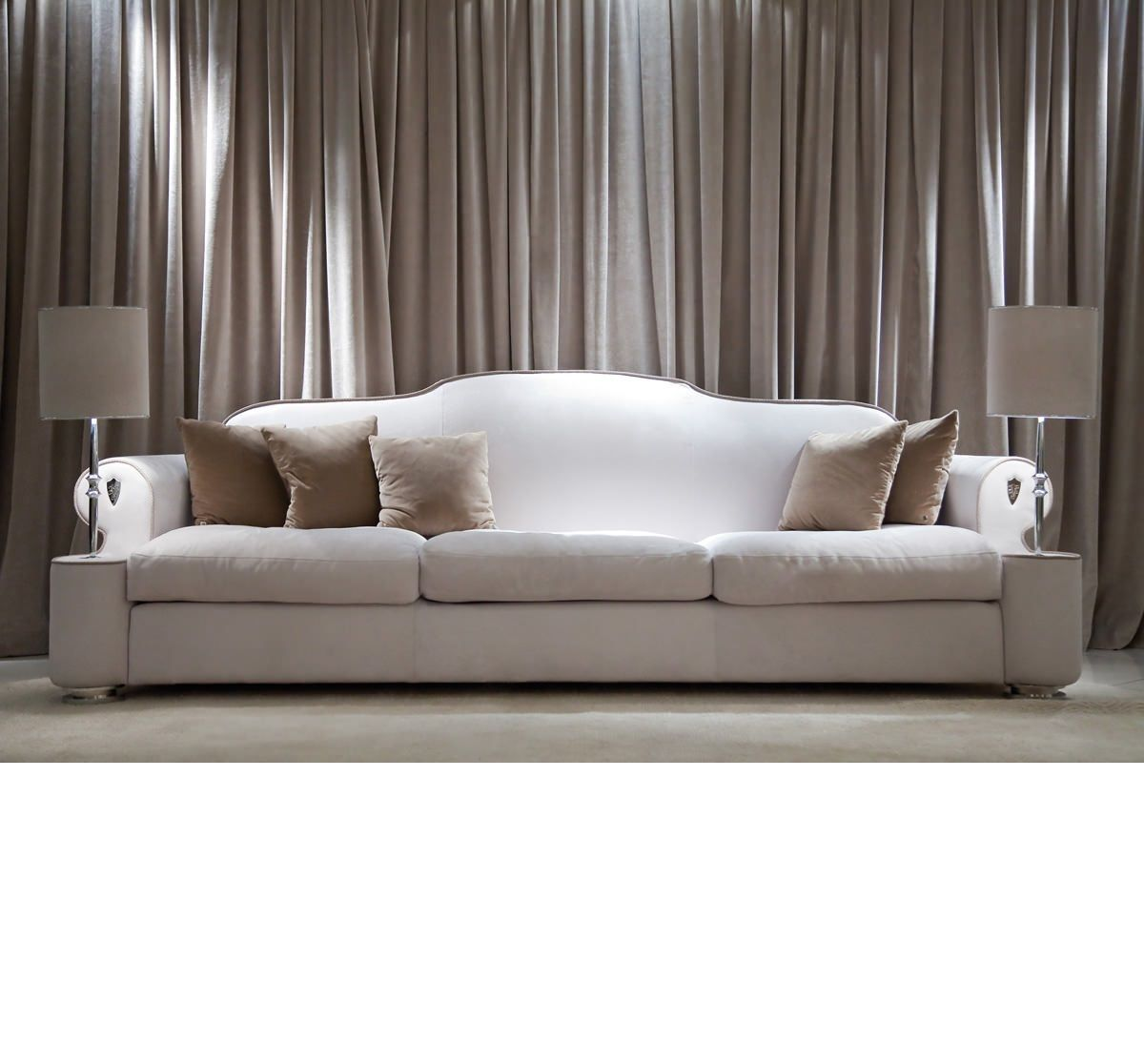 Luxury living room sofa
