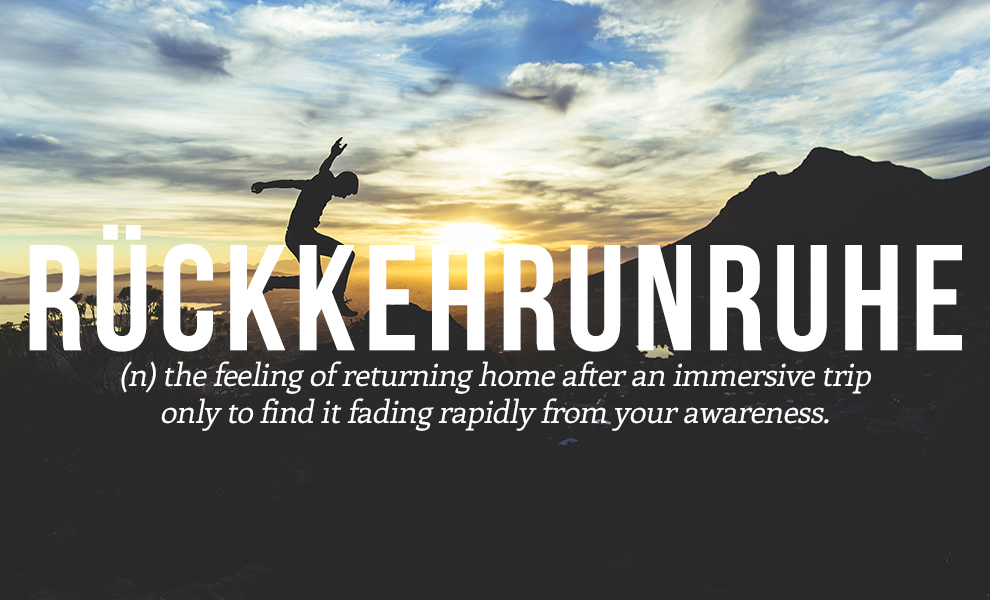 Perfect Words For Emotions You Never Realised Anyone Else Felt - 23 new words