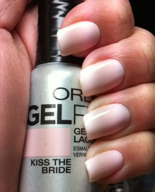 orly gel fx kiss the bride swatch - Google Search   beauty - gel ...