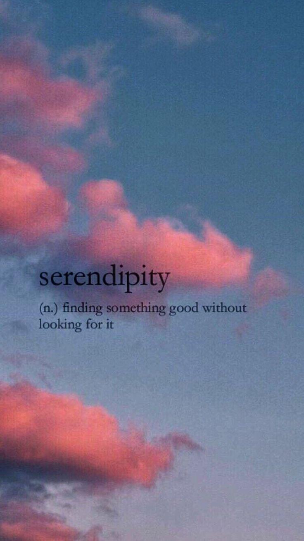 Serendipty Etwas Gutes Finden Ohne Danach Zu Suchen Totto