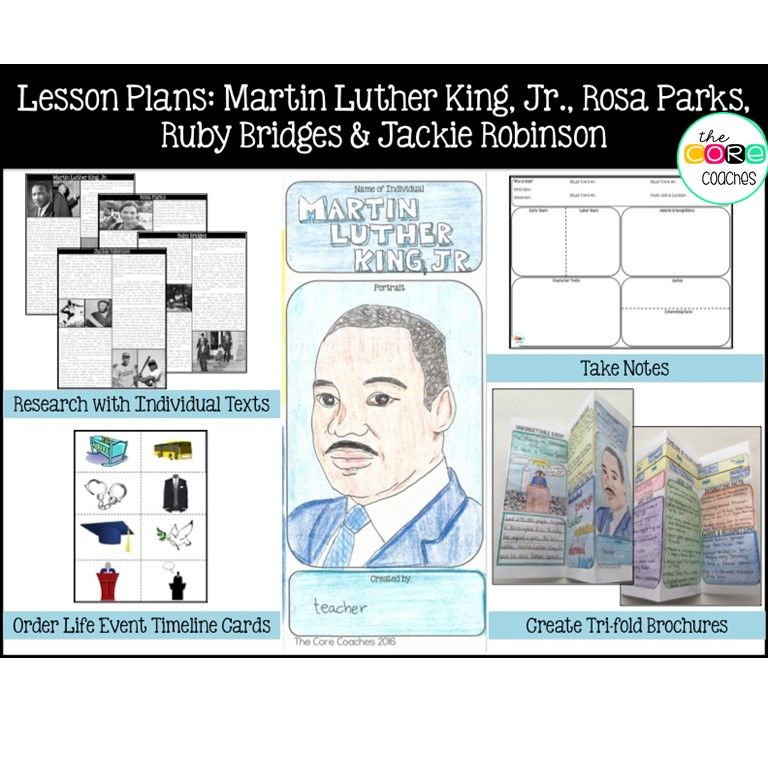 Black History- Martin Luther King Jr, Ruby Bridges, Rosa Parks - copy free coloring pages for ruby bridges