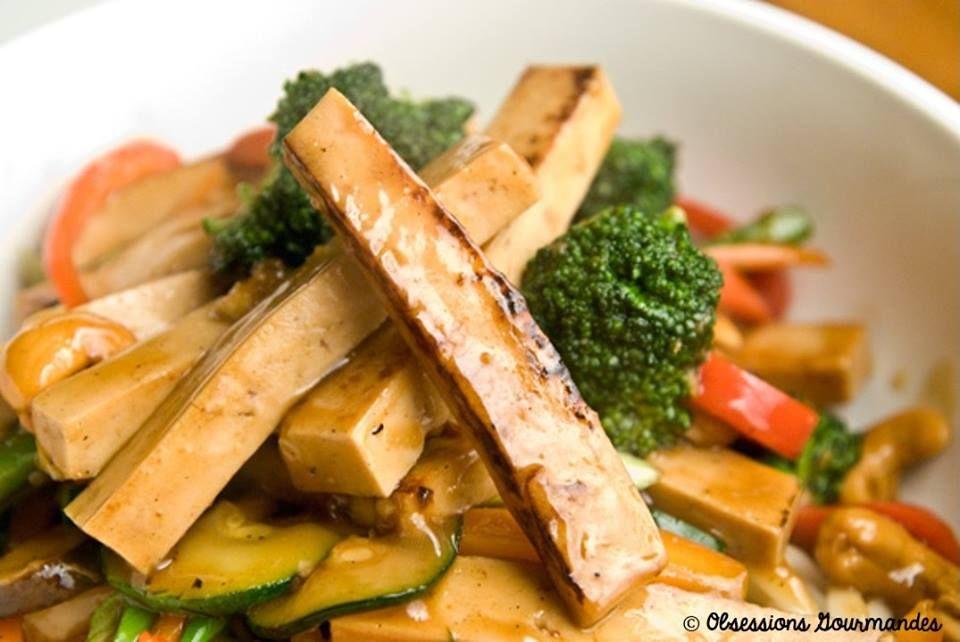 Ce midi, on fait léger avec ce sauté de soja aux légumes :)  La recette est à un clic ;) => http://ow.ly/YE5W2