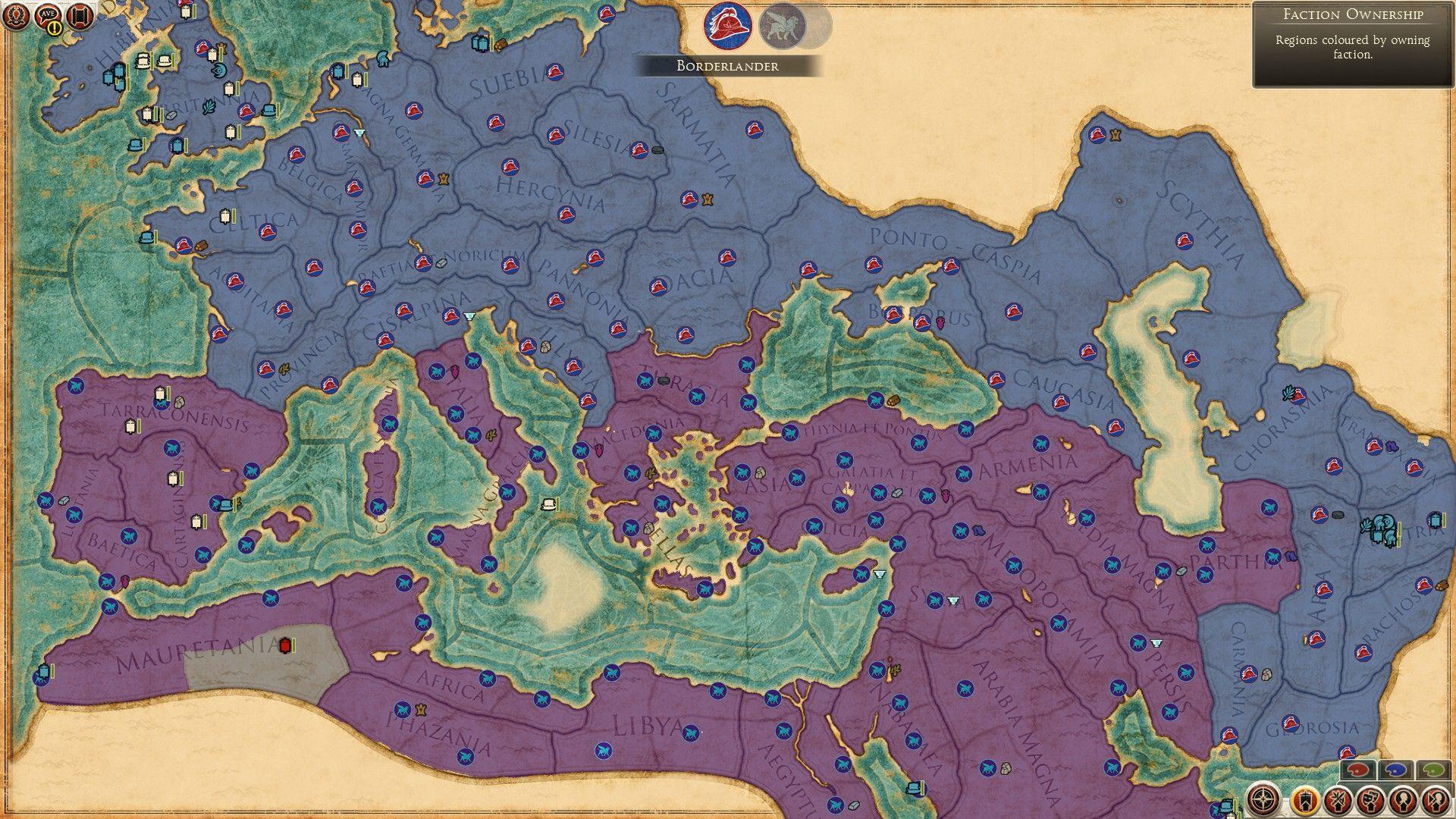 Rule Britannia Caledoni in Empire Divided