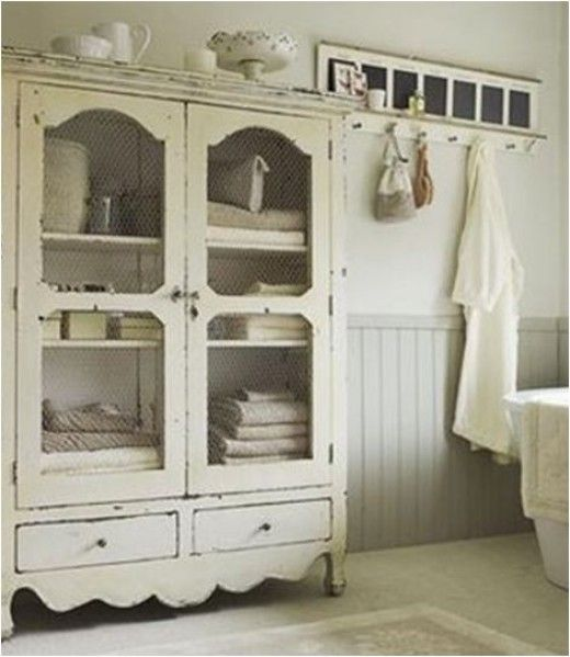 Reused Kitchen Cabinets: How To Recycle An Old Armoire Or TV Cabinet. Repurpose Old