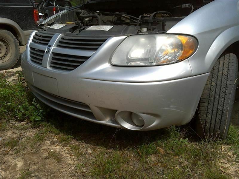 Front Bumper With Fog Lamps Fits 05 07 Caravan 309636 Cars Trucks Car Truck Parts