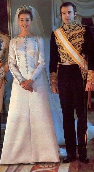 boda del principe alfonso de borbón y dampierre & carmen martínez